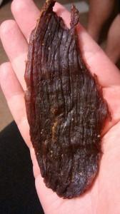 hickory smoked teriaki jerky